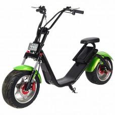 Электросамокат EL-Sport new design Citycoco 1000W 60V/12Ah