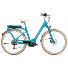 Электровелосипед cube elly ride hybrid 400 easy entry (2017)