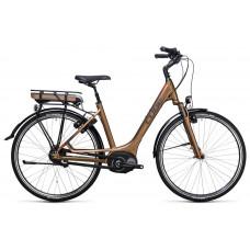 Электровелосипед cube travel hybrid 500 easy entry (2017)