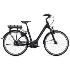 Электровелосипед cube travel hybrid rt 400 easy entry (2017)