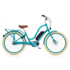 Электровелосипед electra townie go! 8i ladies (2017)