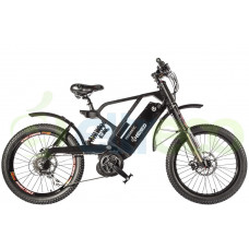 Велогибрид Eltreco Prismatic Carbon Central Motor 1700W Electronbikes