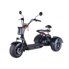Электротрицикл Citycoco 1500W 20AH Black