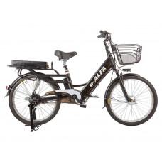 Электровелосипед Green City e-ALFA L