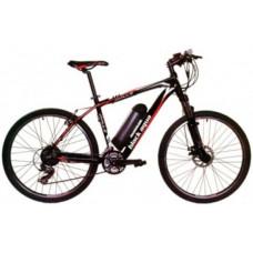 Электровелосипед GW2009 Велосипед BLACK AQUA E-Xc 26 21s