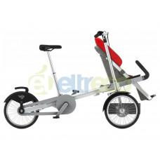 Велотрансформер Eltreco Taga с одним детским креслом
