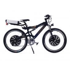 Электровелосипед Golden Motor Dual Drive Sport 3000Вт