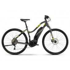 Электровелосипед Haibike (2018) SDURO Cross 4.0 women 400Wh 10s Deore
