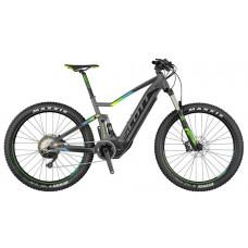 Двухподвесный велосипед scott e-spark 720 plus (2017)