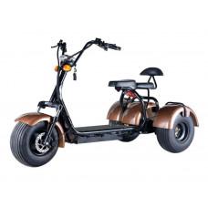 Электротрицикл Seev Citycoco Trike 1200 W