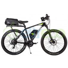 Велогибрид Leisger MD5 Basic Black Lux