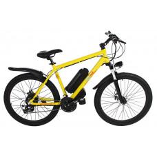 Велогибрид Oxyvolt i-ride