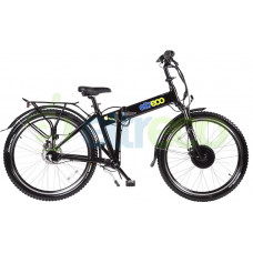 Велогибрид Eltreco Patrol Кардан 26 Blue