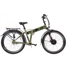 Велогибрид Eltreco Patrol Кардан 28 cam