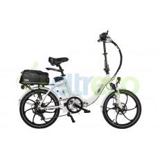 Велогибрид Eltreco Wave 500W Lux