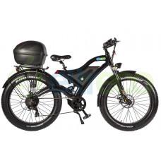 Велогибрид Eltreco Storm F утилитарный