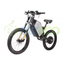 Электровелосипед Eltreco Беркут 3000W Black Mirror