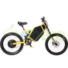Электровелосипед Eltreco Беркут 3000W Yellow II
