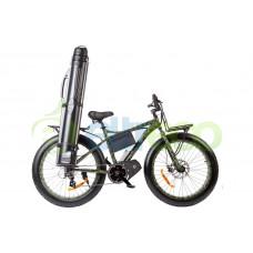 Электровелосипед Eltreco X4 Cyclon 3000W Fish