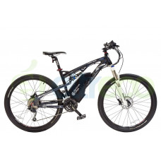 Велогибрид Eltreco Voxter Race 1200W
