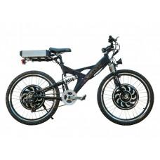 Электровелосипед Wellness Giant Dual Drive 1500w