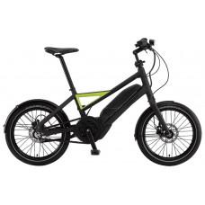 Электровелосипед winora radius urban 400wh (2017)