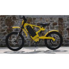 DENZEL 60V 2000W BOXON electric bike - HUB MOTOR version