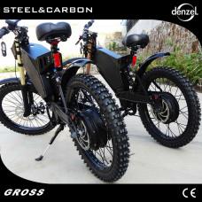 DENZEL 72V 3000W GROSS electric bicycle