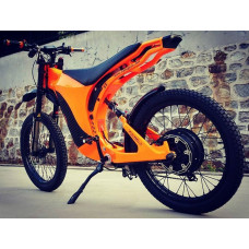 DENZEL 72V 5000W Sparta electric bike