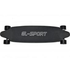 Электроскейт EL-Sport E-4 (K-3) (Два мотор-колеса 2x600W)