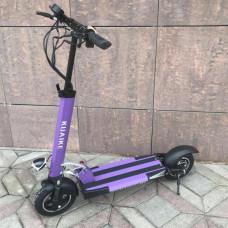 Электросамокат Kuaike ERT-10 дюймов 36V-10,4Ah, Фиолетовый