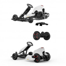 Набор Ninebot GoKart Kit + Ninebot Mini Pro Белый