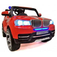 Rivertoys Детский электромобиль BMW T005TT-RED-4*4 красный