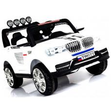 Rivertoys Детский электромобиль BMW T005TT-WHITE-4*4 белый