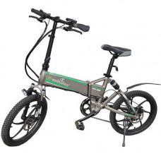 Электровелосипед E-motions Fly New Premium