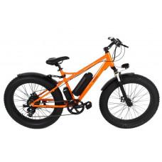 Электровелосипед E-motions Challenger Fat premium