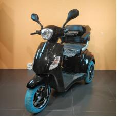 Электрический трехколесный скутер Kachu Trike A1, 1000Вт, 20Ач