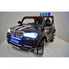 Rivertoys Детский электромобиль BMW T005TT-BLACK-4*4 черный